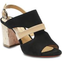 Παπούτσια Γυναίκα Σανδάλια / Πέδιλα Barbara Bui N 5239 SC 10 nero