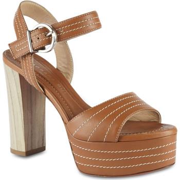 Παπούτσια Γυναίκα Σανδάλια / Πέδιλα Barbara Bui N5341 MMN18 marrone
