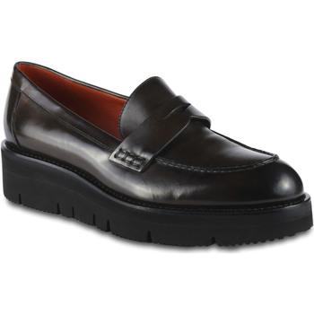Παπούτσια Γυναίκα Μοκασσίνια Santoni WUSY56863SQ4RLESM20 Grigio talpa