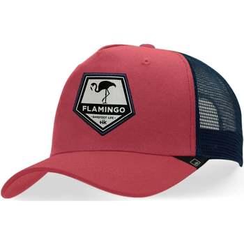 Αξεσουάρ Κασκέτα Hanukeii Flamingo Red