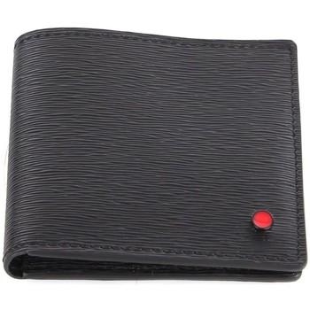 Τσάντες Άνδρας Πορτοφόλια Kiton UPVENEBN008150200V Black