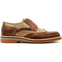 Παπούτσια Άνδρας Derby Rogers 1226B καφέ