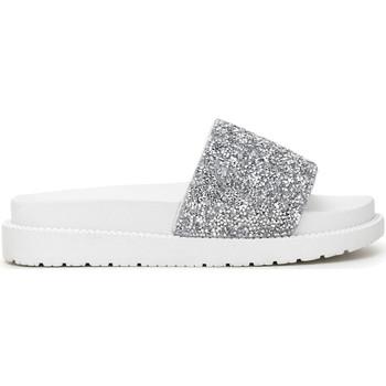 Παπούτσια Γυναίκα Τσόκαρα Café Noir FE9010 λευκό