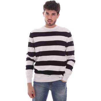 Υφασμάτινα Άνδρας Πουλόβερ Navigare NV00232 30 λευκό