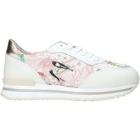 Παπούτσια Γυναίκα Χαμηλά Sneakers Alviero Martini 9851 622A λευκό