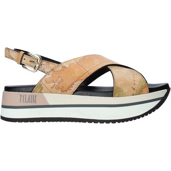 Παπούτσια Γυναίκα Σανδάλια / Πέδιλα Alviero Martini E109 8391 καφέ
