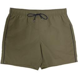 Υφασμάτινα Άνδρας Μαγιώ / shorts για την παραλία Refrigiwear 808390 Πράσινος
