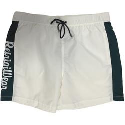 Υφασμάτινα Άνδρας Μαγιώ / shorts για την παραλία Refrigiwear 808491 λευκό