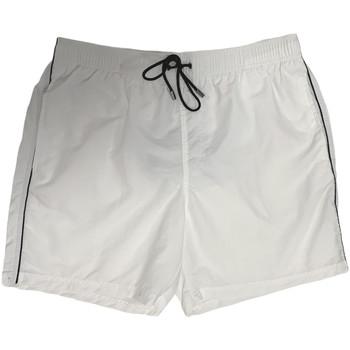 Υφασμάτινα Άνδρας Μαγιώ / shorts για την παραλία Refrigiwear 808390 λευκό