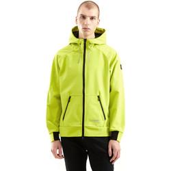 Υφασμάτινα Άνδρας Μπουφάν Refrigiwear RM0G05700XT2429 Πράσινος