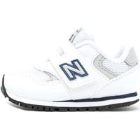 Παπούτσια Παιδί Χαμηλά Sneakers New Balance NBIV393CWN λευκό