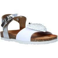 Παπούτσια Κορίτσι Σανδάλια / Πέδιλα Bionatura 22PUPAC λευκό