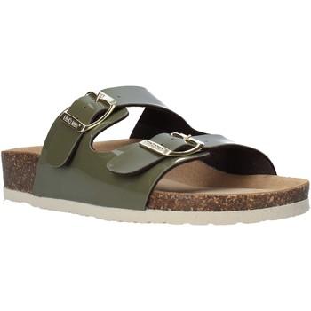 Παπούτσια Γυναίκα Τσόκαρα Bionatura 94THESISD-VERV18 Πράσινος