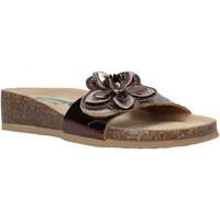 Παπούτσια Γυναίκα Τσόκαρα Bionatura 12AMB21-I-MITBA1 καφέ