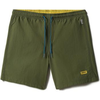 Υφασμάτινα Άνδρας Μαγιώ / shorts για την παραλία Napapijri NP0A4F9T Πράσινος