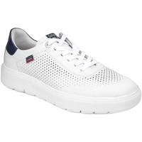 Παπούτσια Άνδρας Χαμηλά Sneakers CallagHan 45505 λευκό