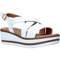 Παπούτσια Γυναίκα Σανδάλια / Πέδιλα Susimoda 2827 λευκό