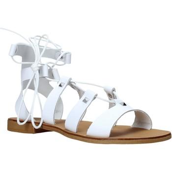 Παπούτσια Γυναίκα Σανδάλια / Πέδιλα Keys K-4880 λευκό