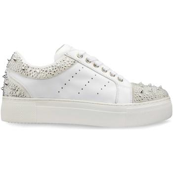 Παπούτσια Γυναίκα Χαμηλά Sneakers Cult CLE104366 λευκό