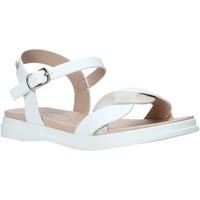 Παπούτσια Κορίτσι Σανδάλια / Πέδιλα Miss Sixty S21-S00MS962 λευκό