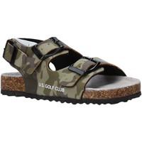 Παπούτσια Παιδί Σανδάλια / Πέδιλα U.s. Golf S21-S00UK861 Πράσινος