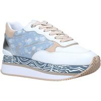 Παπούτσια Γυναίκα Χαμηλά Sneakers Manila Grace S659LM λευκό
