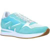 Παπούτσια Γυναίκα Χαμηλά Sneakers Manila Grace S682LU Πράσινος
