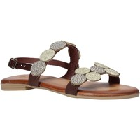 Παπούτσια Γυναίκα Σανδάλια / Πέδιλα Dorea MH114 καφέ