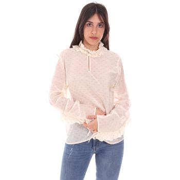 Υφασμάτινα Γυναίκα Μπλούζες Dixie C212P023 λευκό