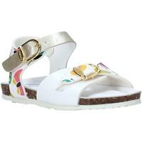Παπούτσια Κορίτσι Σανδάλια / Πέδιλα Bionatura CHIARA λευκό