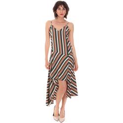 Υφασμάτινα Γυναίκα Μακριά Φορέματα Trussardi 56D00514-1T005182 καφέ