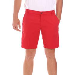 Υφασμάτινα Άνδρας Σόρτς / Βερμούδες Colmar 0864T 8SP το κόκκινο