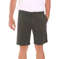 Υφασμάτινα Άνδρας Σόρτς / Βερμούδες Colmar 0867T 8SP Πράσινος