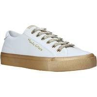 Παπούτσια Γυναίκα Χαμηλά Sneakers Manila Grace S634CU λευκό