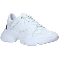 Παπούτσια Γυναίκα Χαμηλά Sneakers Manila Grace S667LU λευκό