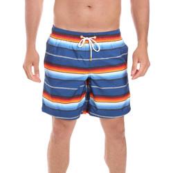 Υφασμάτινα Άνδρας Μαγιώ / shorts για την παραλία Sundek M505BDP01EP Μπλε