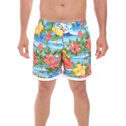 Υφασμάτινα Άνδρας Μαγιώ / shorts για την παραλία Sundek M693BDP01HA Μπλε