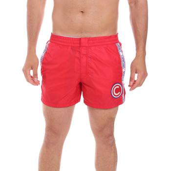 Υφασμάτινα Άνδρας Μαγιώ / shorts για την παραλία Colmar 7266 5ST το κόκκινο