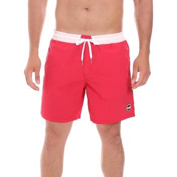 Υφασμάτινα Άνδρας Μαγιώ / shorts για την παραλία Colmar 7257 5SE το κόκκινο