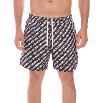 Υφασμάτινα Άνδρας Μαγιώ / shorts για την παραλία Colmar 7248 5SI Μαύρος