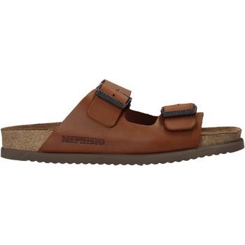 Παπούτσια Άνδρας Τσόκαρα Mephisto P5113700 καφέ