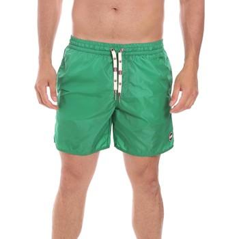 Υφασμάτινα Άνδρας Μαγιώ / shorts για την παραλία Colmar 7248 8PC Πράσινος