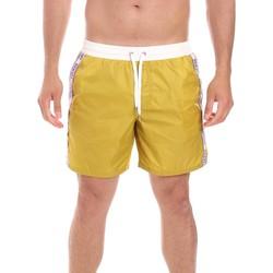 Υφασμάτινα Άνδρας Μαγιώ / shorts για την παραλία Colmar 7265 5ST Κίτρινος