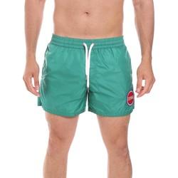 Υφασμάτινα Άνδρας Μαγιώ / shorts για την παραλία Colmar 7267 5ST Πράσινος