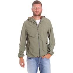 Υφασμάτινα Άνδρας Μπουφάν Lumberjack CMB3223 001EU Πράσινος