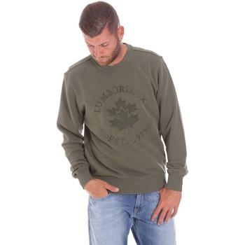 Υφασμάτινα Άνδρας Φούτερ Lumberjack CM60142 016EU Πράσινος