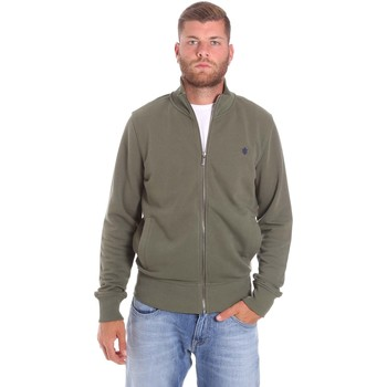 Υφασμάτινα Άνδρας Φούτερ Lumberjack CM60142 018EU Πράσινος