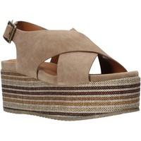Παπούτσια Γυναίκα Σανδάλια / Πέδιλα Onyx S20-SOX753 καφέ