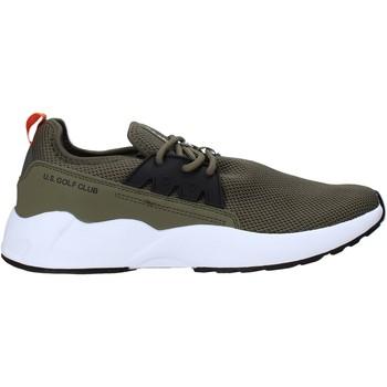 Παπούτσια Άνδρας Χαμηλά Sneakers U.s. Golf S20-SUS165 Πράσινος