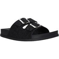 Παπούτσια Γυναίκα Τσόκαρα Keys K-4830 Μαύρος